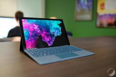 Microsoft met à jour ses Surface Pro 5 et 6, avec le Surface Dock en mire